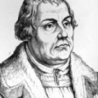 Ko Luters saka par Bībeli un Ticības apliecību