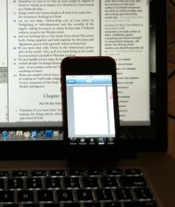 Latviešu Bībele vēl vienā veidā pieejama elektroniski