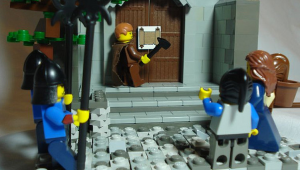 LEGO-Martin-Luther
