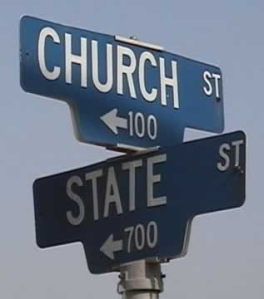 church state streets