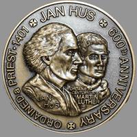 Par zosi un gulbi: 600 gadi kopš Jana Husa nāves